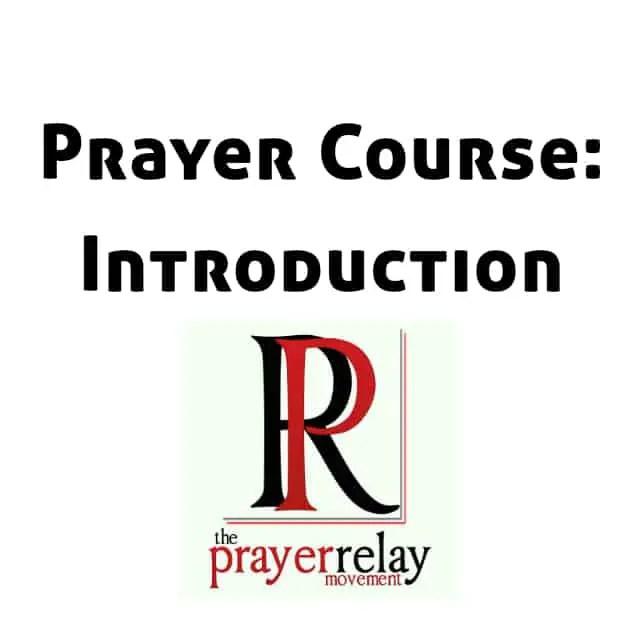 free prayer course