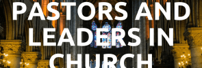 Prayer Points for Pastors and church leaders