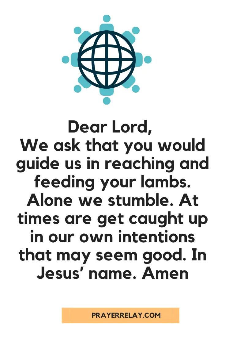 Prayer for Church Growth 10