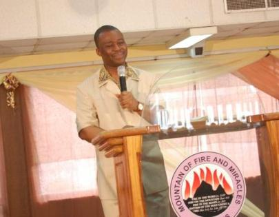 Prayer Points   Mountain of Fire & Miracles Ministries Int'l