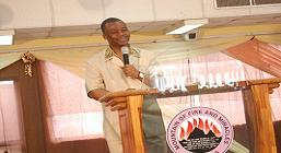 Dr Daniel Olukoya - MFM General Overseer