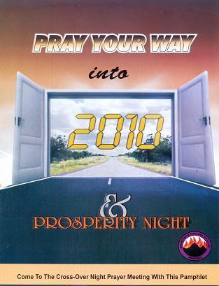 prayers 2010