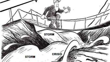 Prayers against storms