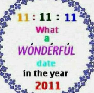 11-11-11 logo