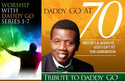 Pastor Adeboye at 70