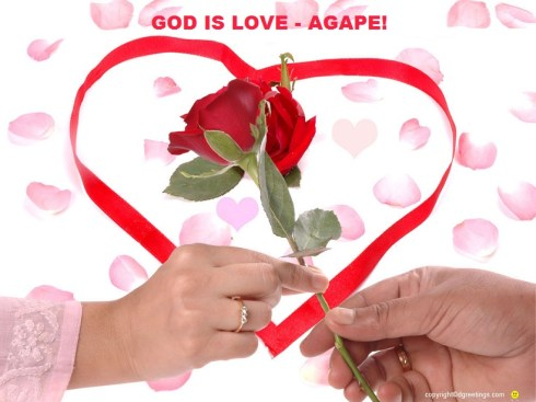 God is Love - Agape