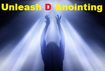 Unleashing The Anointing For Resurrection