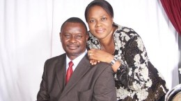 Mike and Gloria Bamiloye of Mount Zion Drama Ministries