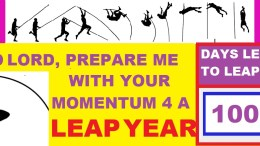 LEAP YEAR 2016 Timeline Prayers - LORD PREPARE ME
