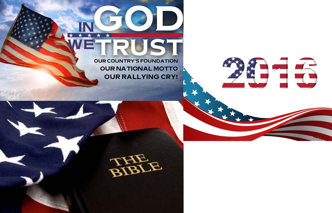 What is God Saying to America in 2016?