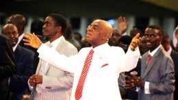 Bishop David Oyedepo - prophetic blessings