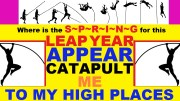 LEAP YEAR PRAYERS TO MY HIGH PLACES