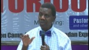 May 2016 RCCG Holy Ghost Service - Pastor E.A. Adeboye Ministering..