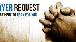 Prayer Request.... We Are Here To Pray For YOU