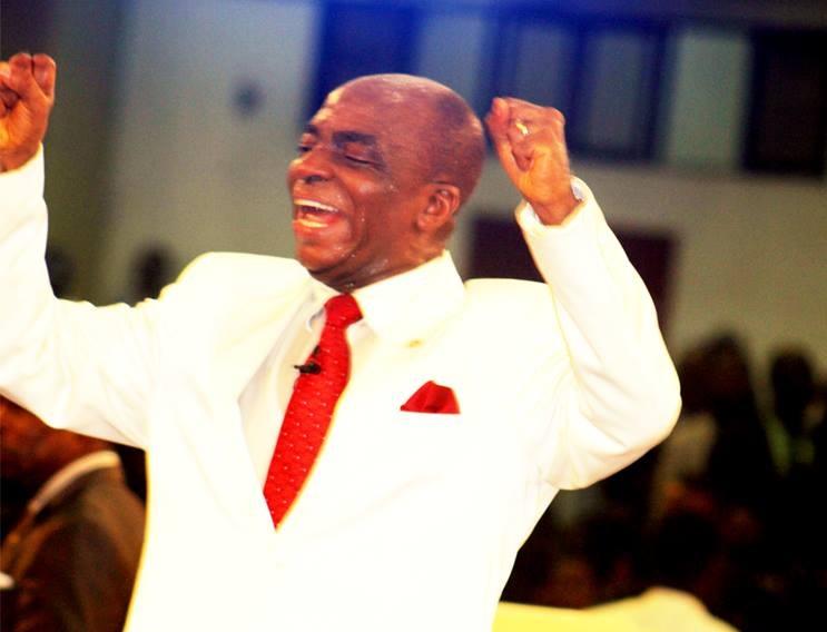 Bishop David Oyedepo - Prophet of Pentecost