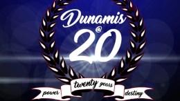 DUNAMIS GOSPEL is 20 years