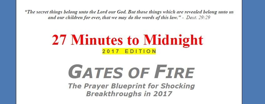 27 MINUTES TO MIDNIGHT BY ELISHA GOODMAN