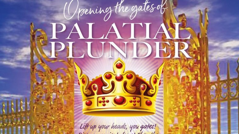 2018 BATTLE OF THE GATE - OPENING THE GATES OF PALATIAL PLUNDER 2