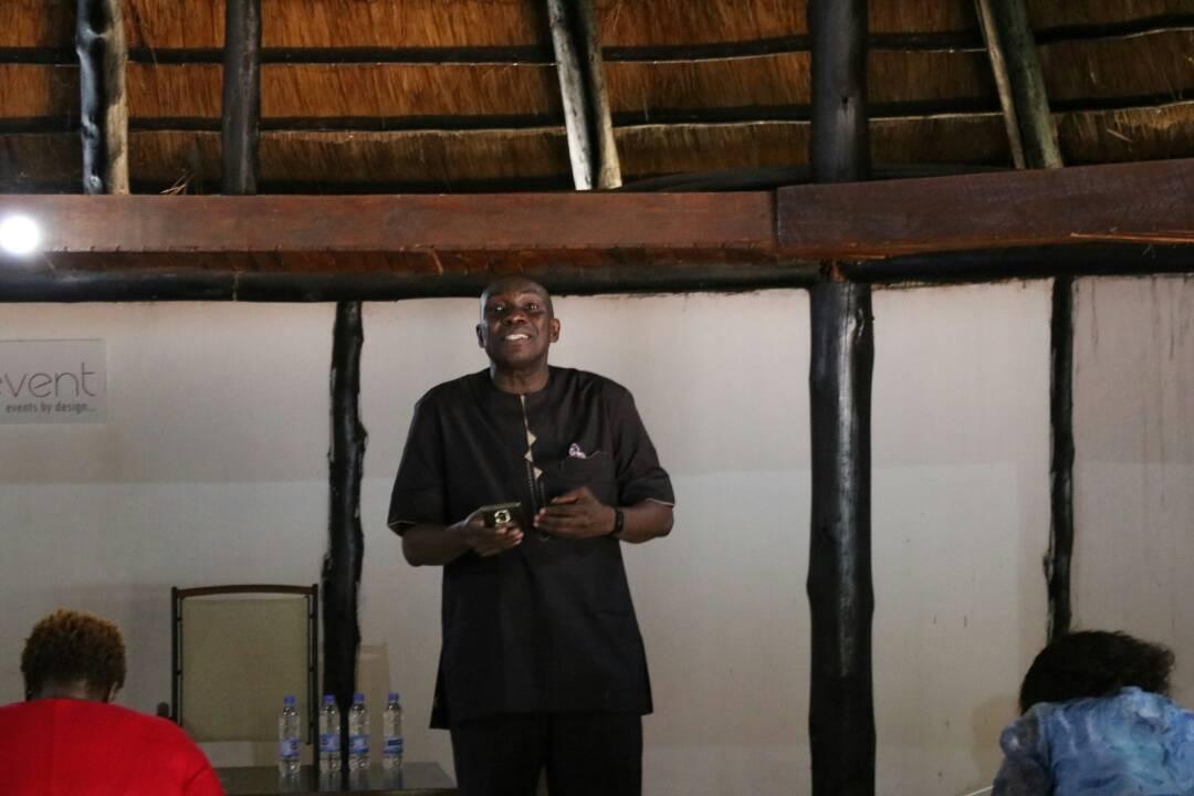 ZIMBABWE RDT 48 TEACHING SESSION