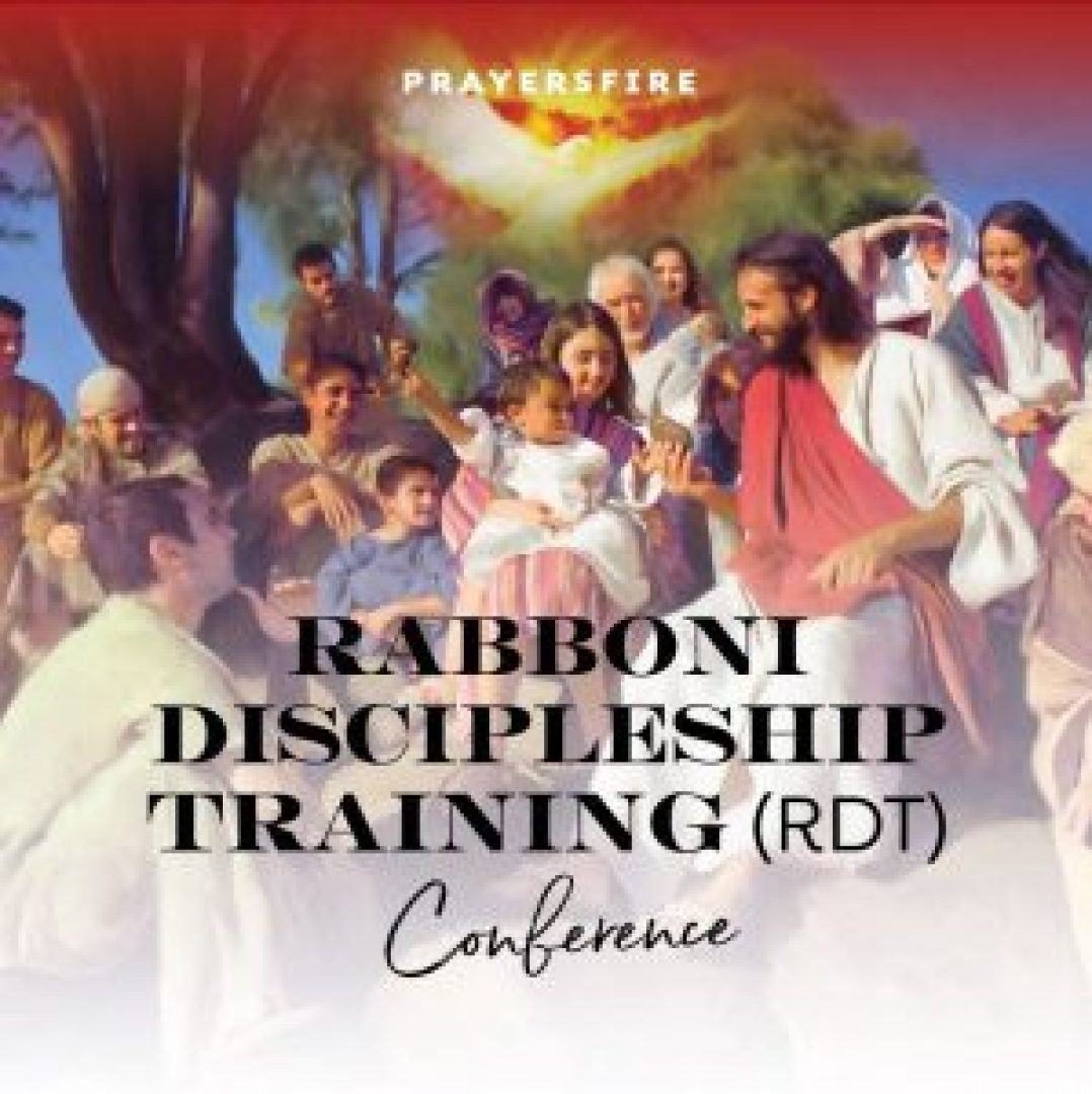 rabboni discipleship training conference