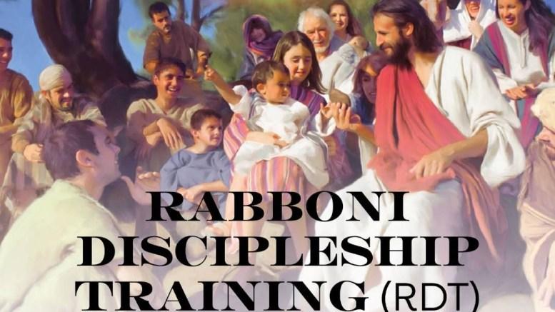 rabboni discipleship training conference
