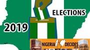 NIGERIA ELECTIONS - 2019