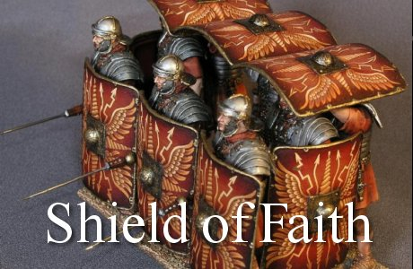 Image result for shield of faith