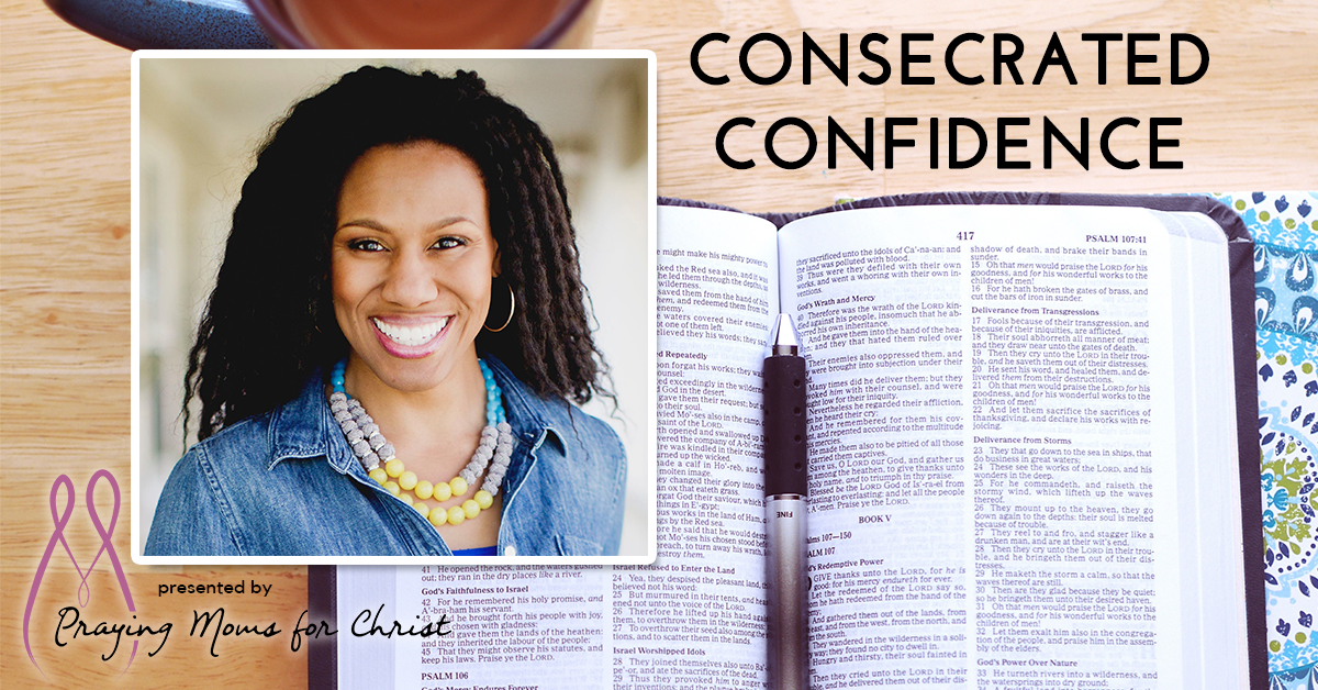 Consecrated Confidence Ad