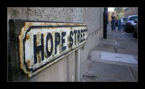 "Copyright Dave Bleasdale ""Hope Street"" https://goo.gl/yxkEf4 http://creativecommons.org/licenses/by/4.0/"