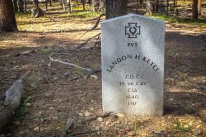 Tincup Cemetery, Colorado