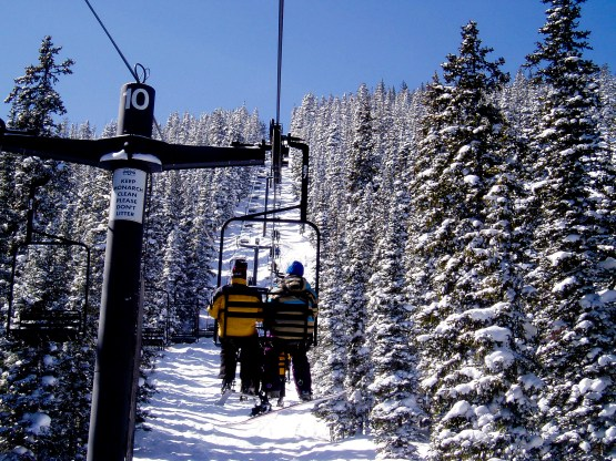 Monarch Ski Area, Colorado