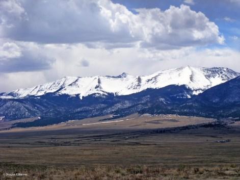Sangre de Cristo Mountains, Colorado