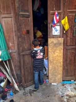 Thailand door FX