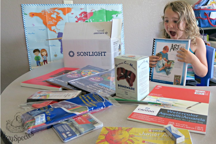 7 Great Ways to Summer School with Sonlight