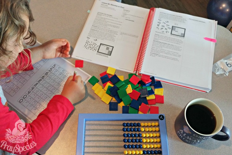 How to Get a RightStart in Math with Sonlight