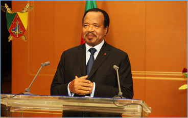 President Paul BIYA to the Nation