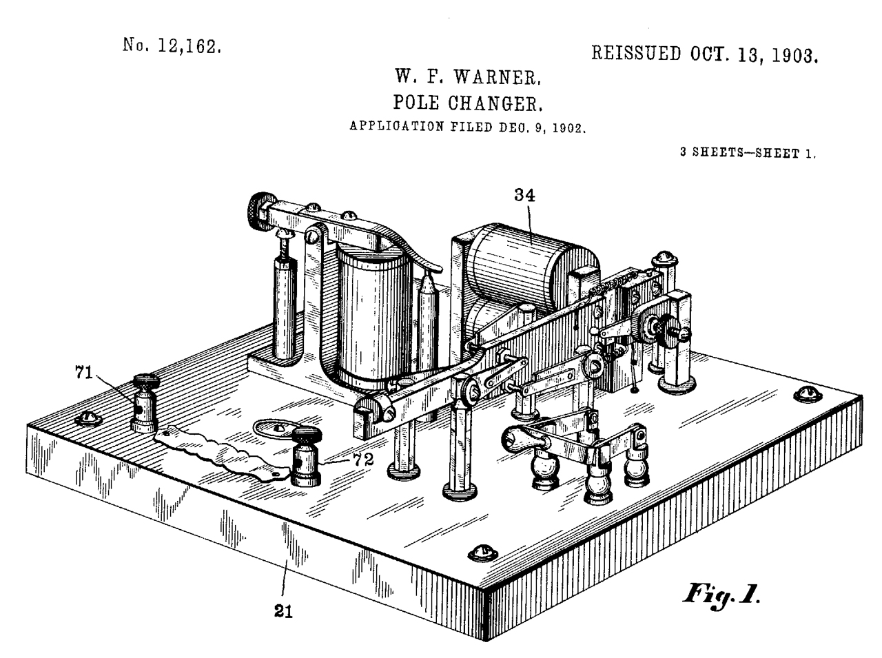Telephone Patents