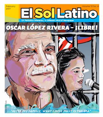Manuel Frau Ramos, El Sol Latino monthly newspaper