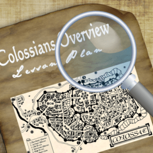 Colossians Overview