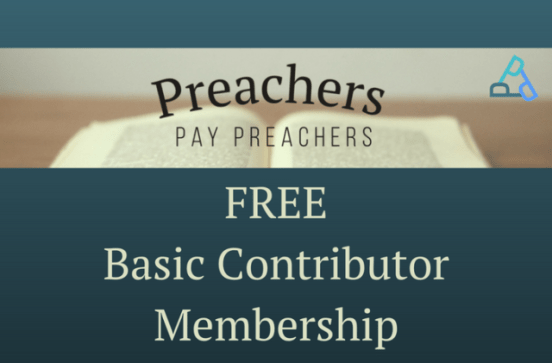 Free Basic contributor Vendor Membership To Sell Ministry Materials