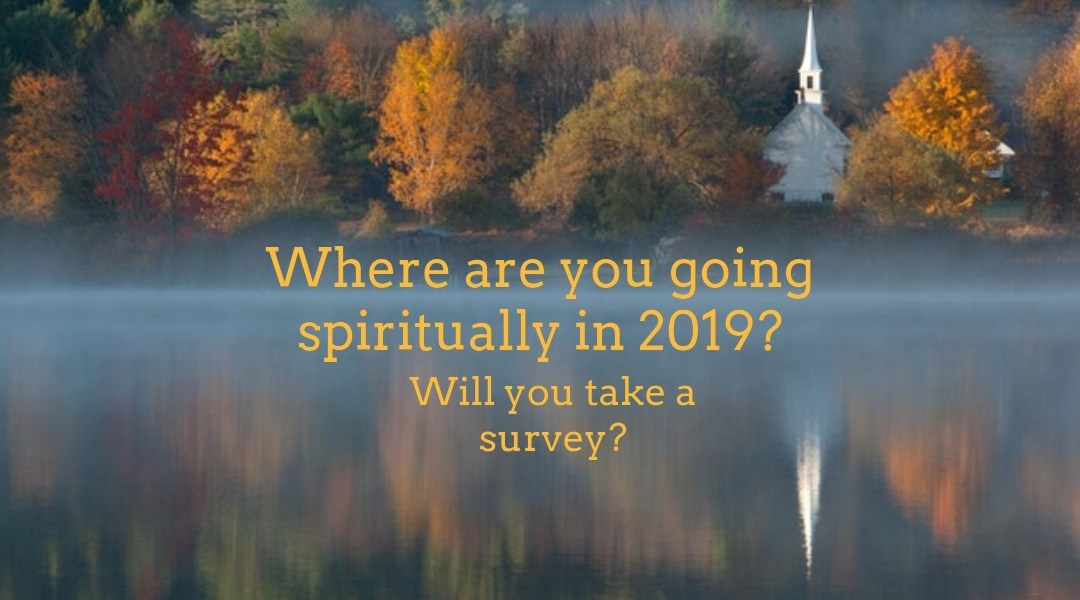 A Spiritual Growth Survey