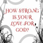 Sermon: Torn Between Two Loves