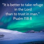 Quote : Trust In The Lord