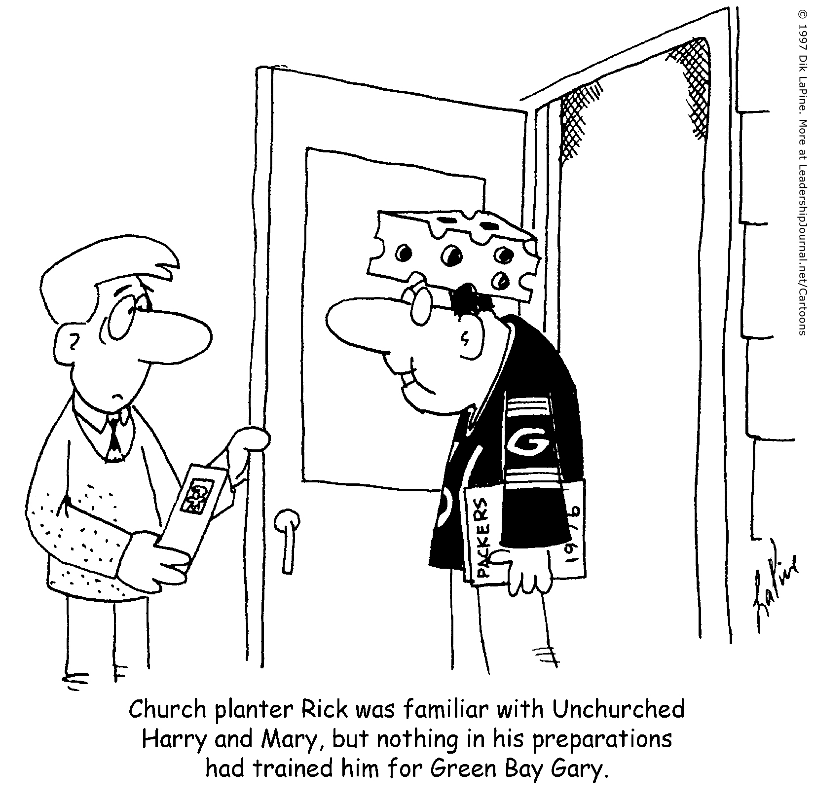 Christian Humor Cartoons