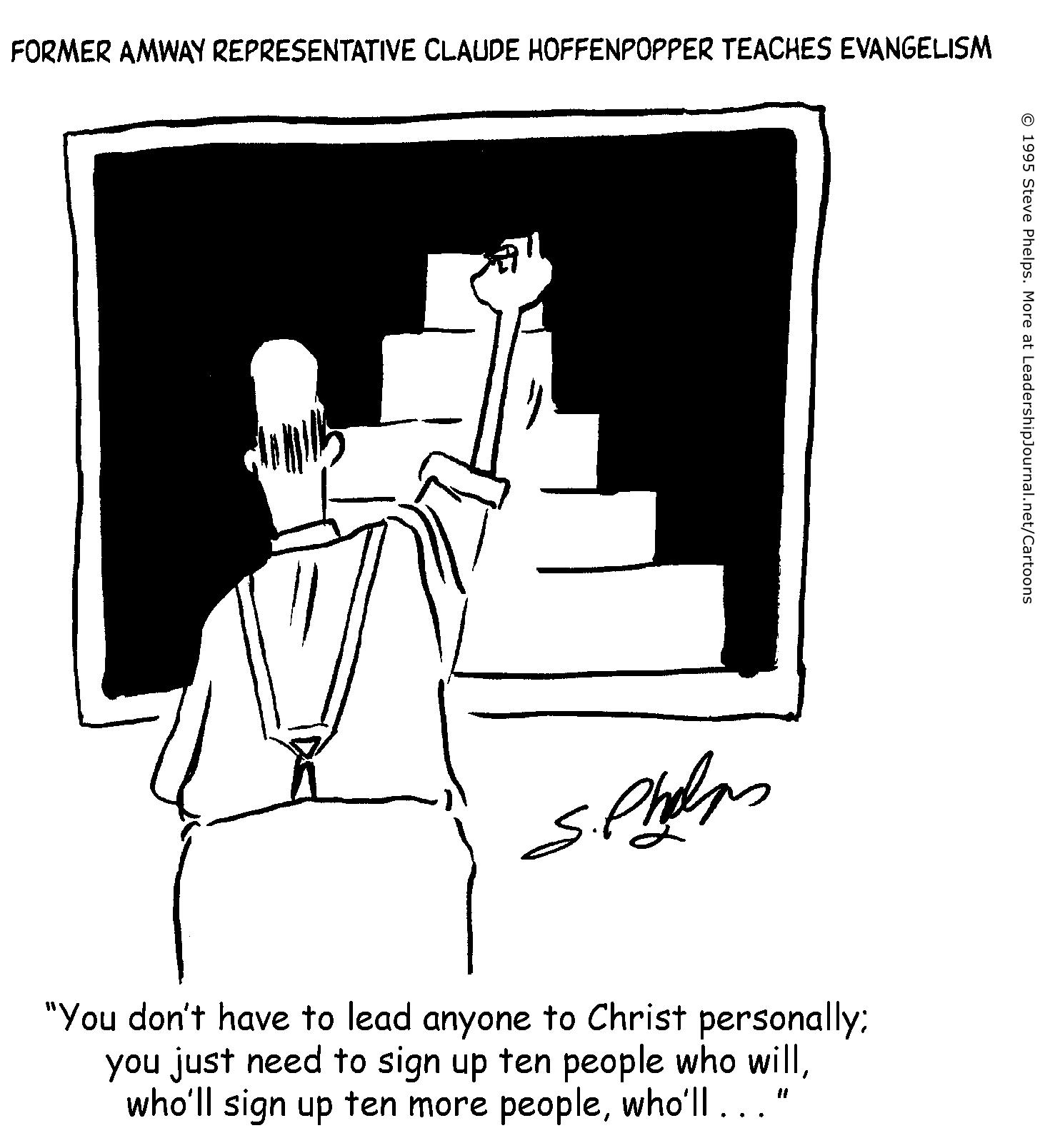 Amway Evangelism