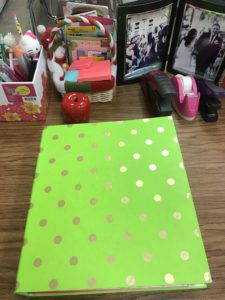 teacher binder lesson planning template for middle school math