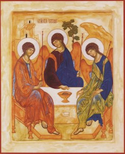 Most Holy Trinity Icon