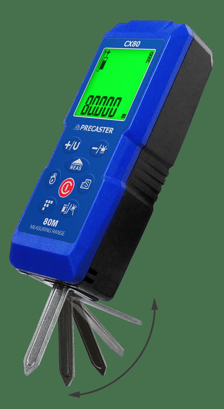 Precaster CX-80 Laser Distance Meter