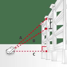 Precaster Laser Distance Meter