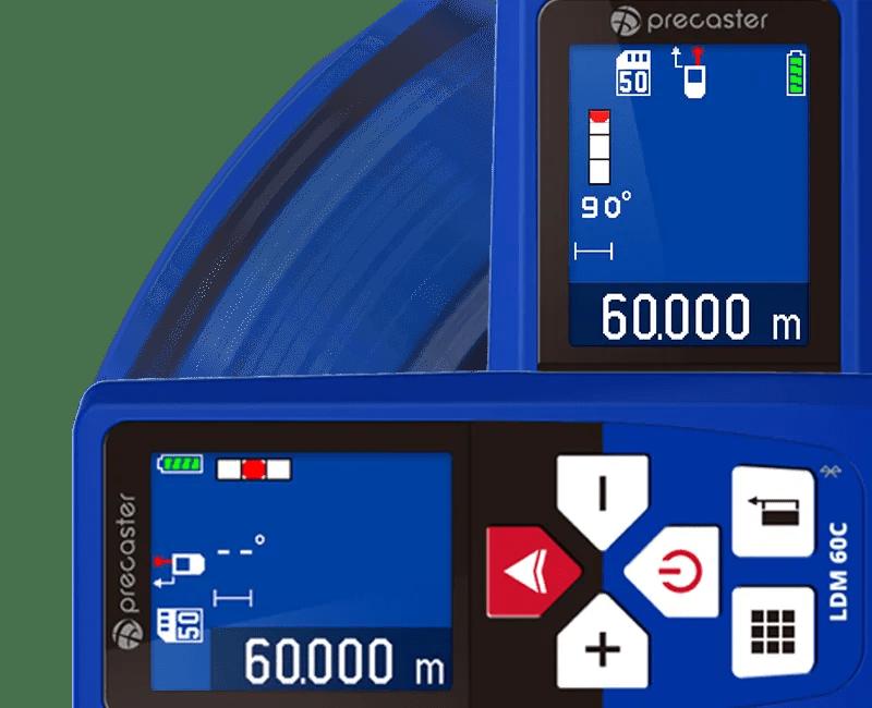 LDM60C Laser Distance Meter